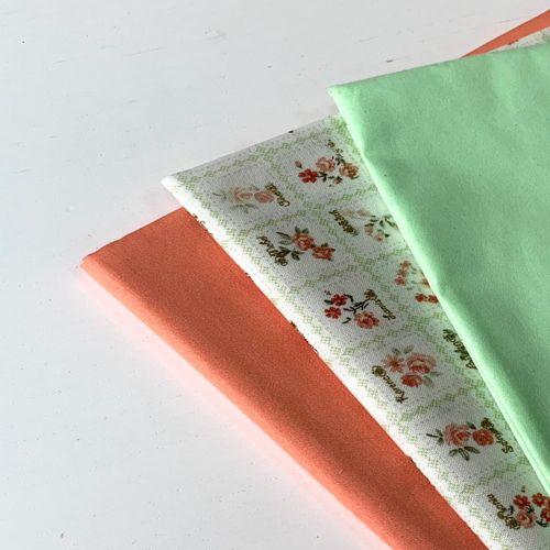 Набор ткани хлопок