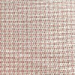Японский принт хлопок розовая «Клетка»
