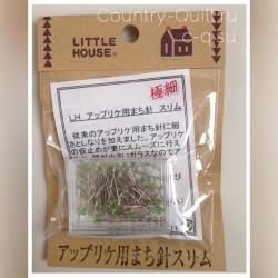 Булавки LITTLE HOUSE зелёные