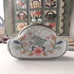 Набор для творчества «Косметичка-сумочка»