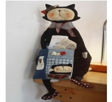 Набор для творчества «Кот» + онлайн мастер класс